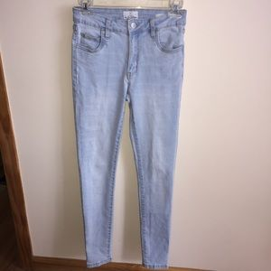 Cotton On Mid Rise Skinny Jeans 4